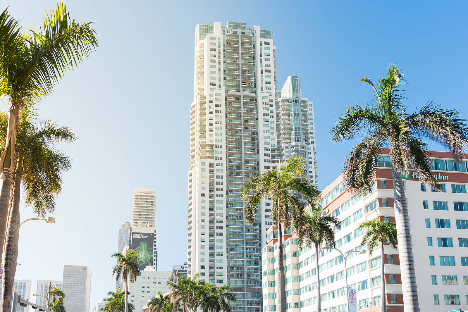 Downtown Miami's Tallest Condo Towers
